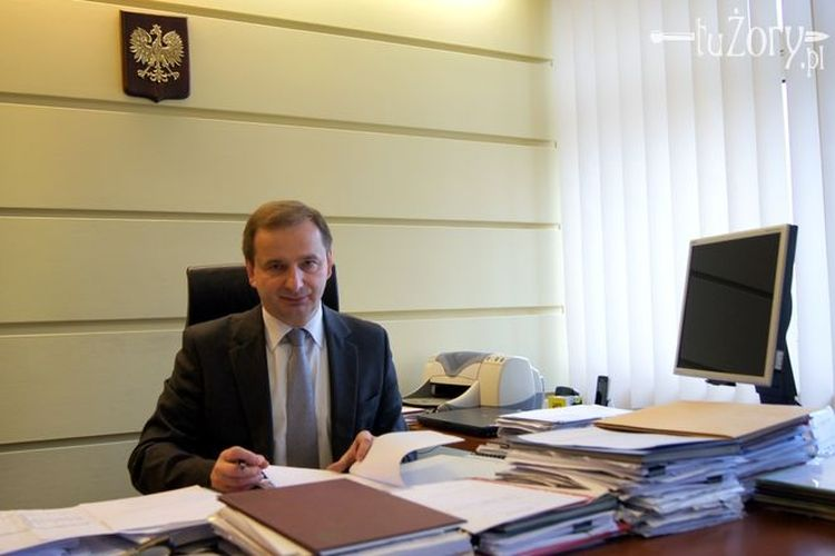 Waldemar Socha nie dotrzyma obietnicy i powalczy o szóstą kadencję?