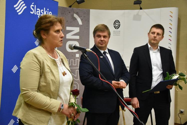 Wojciech Kałuża w żorskim muzeum: dziękuję za Wasze zaangażowanie!