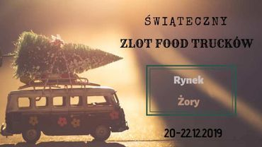 W ten weekend zlot food trucków na żorskim rynku