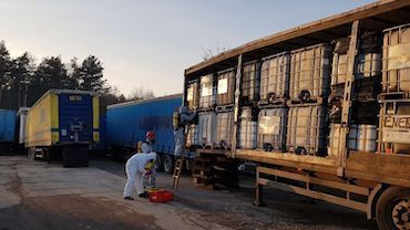 Waldemar Socha znowu pomógł firmie Eurobau. To na jej działce składowano trujące odpady