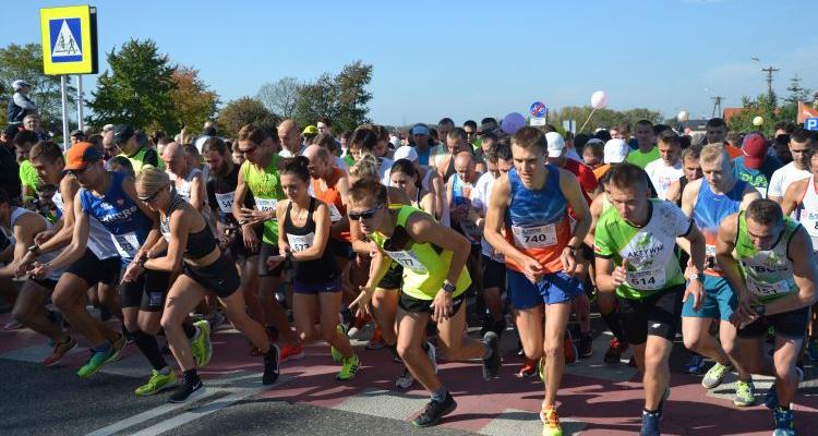 Setki biegaczy na Żorskim Biegu Ulicznym