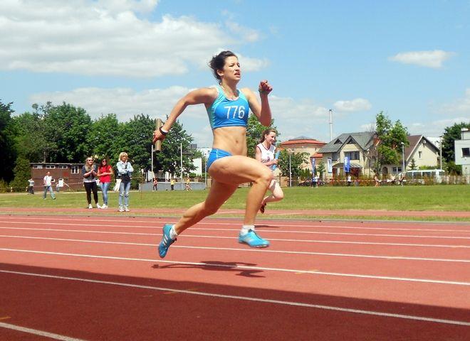 Ewa Swoboda zdeklasowała swoje rywalki w biegu na 100 m
