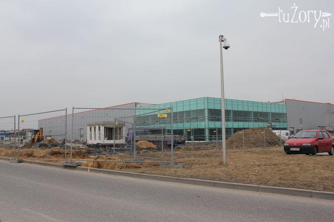 W Żorach działają już dwie koreańskie fabryki, teraz powstaje kolejna.