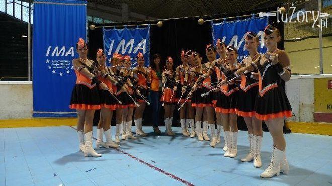 Dziewczyny obroniły tytuł na Mistrzostwach Polski Zespołów Mażoretkowych.