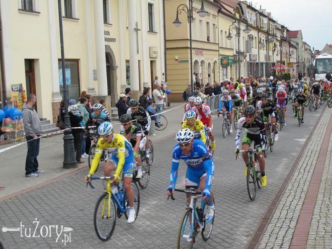 Międzynarodowy wyścig kolarski: ruszyli z rynku, skończyli w Jastrzębiu, Wioleta Kurzydem