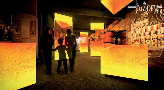 W maju tego roku będziemy mogli odwiedzić Pawilon Ognia.