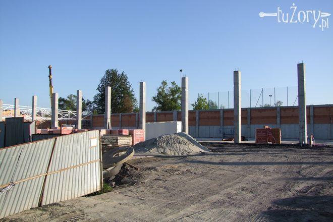 Budowę rozpoczęto w czerwcu br.