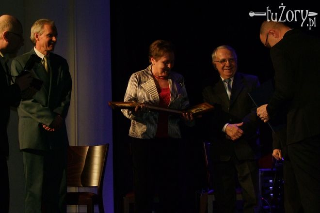 Laureaci trzeciej edycji nagrody ''Tryptyk Żorski''.