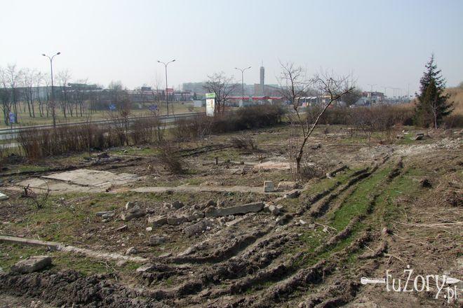 Ostatni właściciele ogródków działkowych opuścili nieruchomość na początku 2014 roku