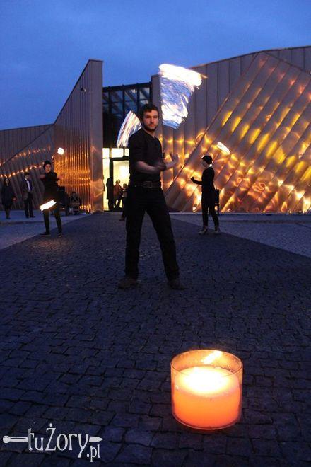 Otwarcie Muzeum Ognia nastąpiło 3 grudnia