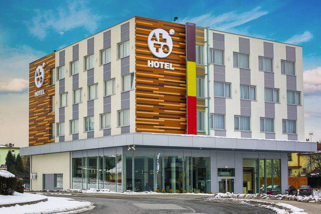 Budowa Hotelu Alto trwała 9 miesięcy i kosztowała 11 milionów złotych
