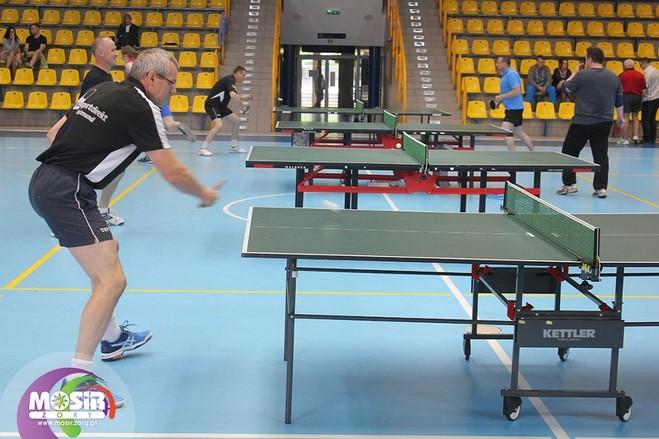 8 maja w żorskiej hali rozegrany został finałowy turniej Żorskiej Amatorskiej Ligi Tenisa Stołowego