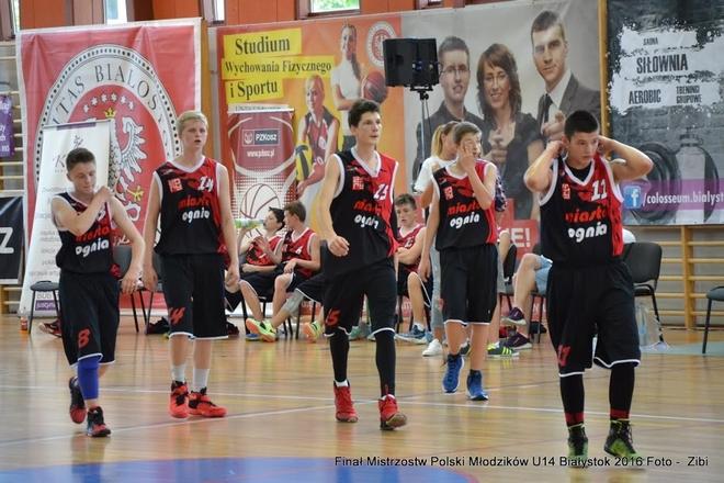 Żorska Akademia Koszykówki zdobyła Mistrzostwo Polski U-14