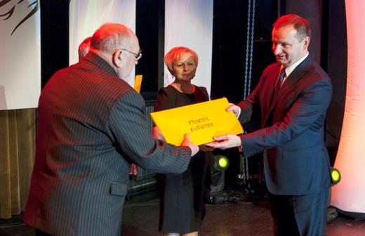 Nagrody Phoenix Sariensis i Dobroczy�ca Roku 2015 ju� rozdane