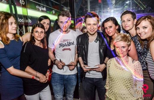 Club Disco Polo w �orach: koncert Masters