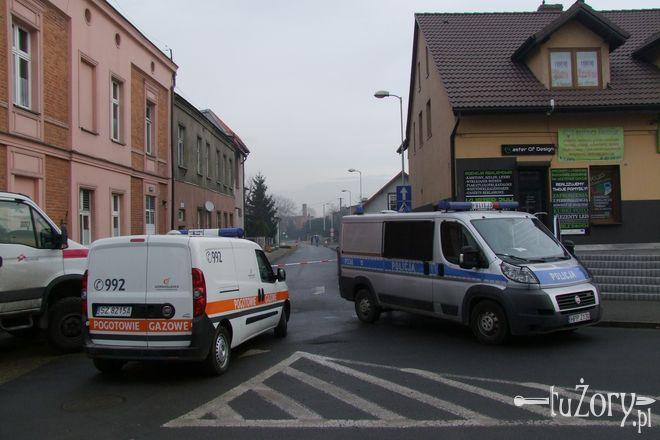 Niespełna miesiąc temu niewybuch znaleziono też na ulicy Biskupa.