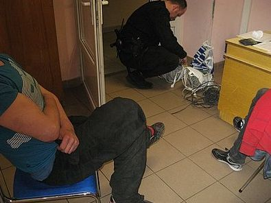 Kradli kable na potęgę, KMP Żory