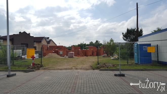 Trwa rozbudowa żorskiego hospicjum. Placówka zyska miejsce dla nowych pacjentów, wk