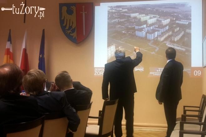 Budowa 1000 mieszkań czynszowych w Żorach? Znamy szczegóły inwestycji!, wk
