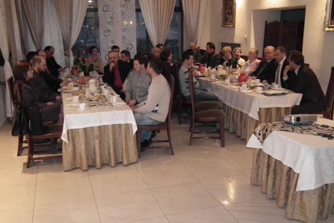 Spotkanie przedsiębiorców z prezydentem miasta