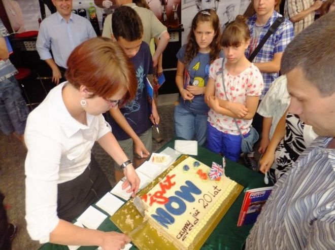 20-te urodziny Right Now i wielki sprawdzian z angielskiego , RightNOW