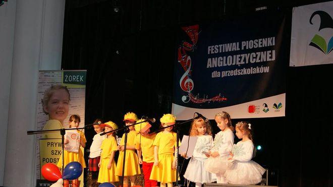 Festiwal Piosenki Anglojęzycznej, Materiały prasowe