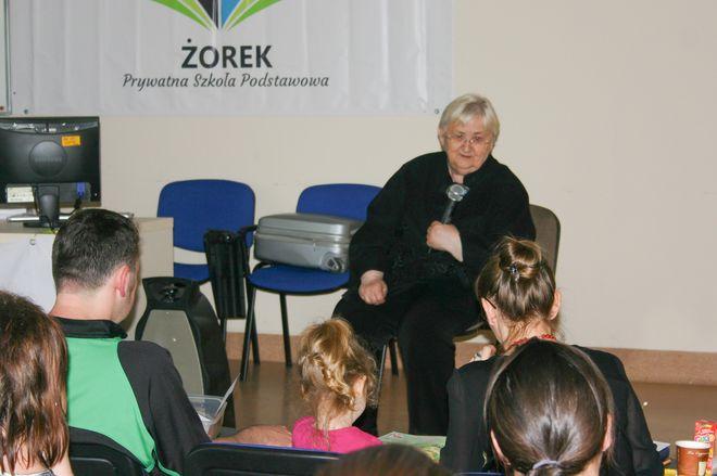 PSP Żorek: spotkanie nauczycieli z ekspertem rządowym, Materiały prasowe
