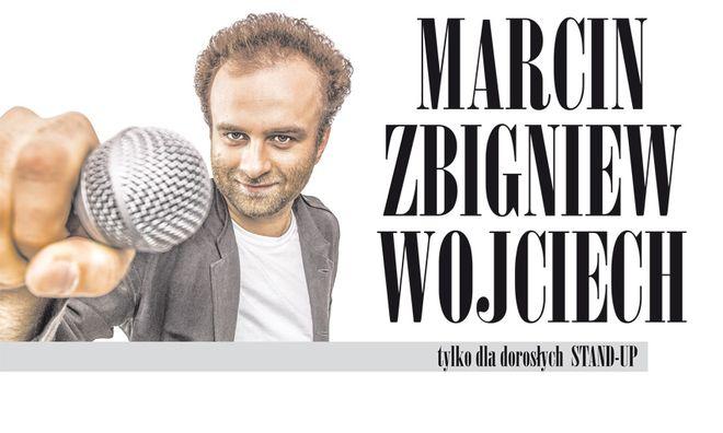 Stand-up Marcina Zbigniewa Wojciecha, Materiały prasowe