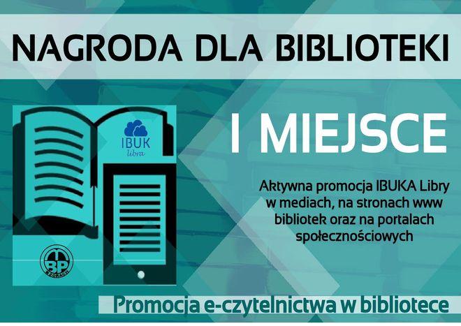 Nagroda dla biblioteki za promocję e-czytelnictwa, Materiały prasowe