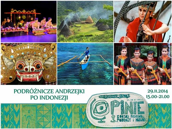 Podróżnicze Andrzejki po Indonezji