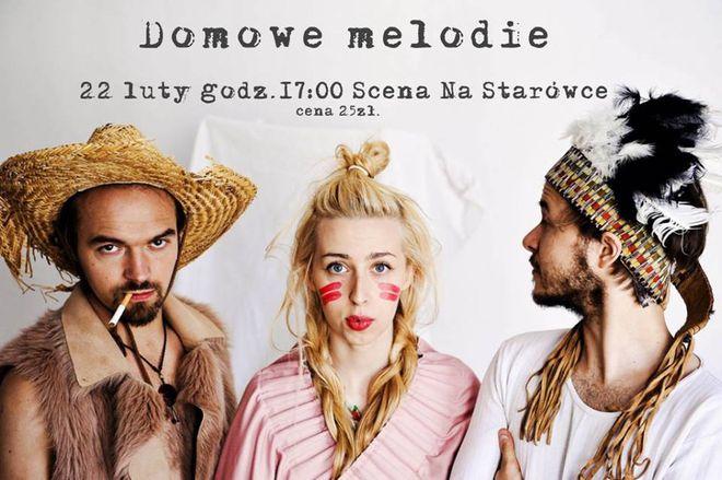 Koncert zespołu Domowe Melodie odbędzie się 22 lutego.