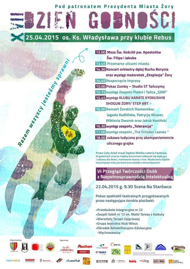 XVII Dzień Godności Osób z Niepełnosprawnością Intelektualną, Materiały prasowe