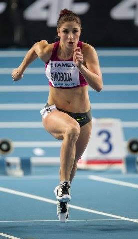Ewa Swoboda znowu ustanowiła nowy rekord Polski juniorek
