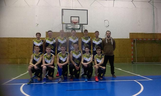 Drużyna Żorskiej Akademii Koszykówki zdobyła Mistrzostwo Śląska MU14