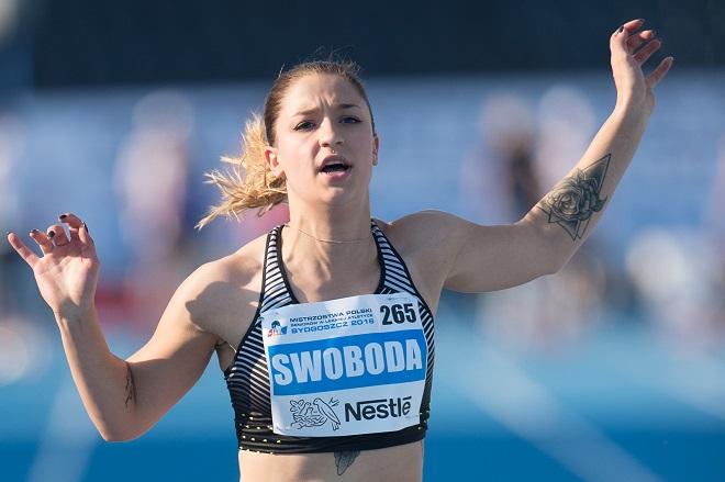 Ewa Swoboda wywalczyła złoto na Mistrzostwach Polski Seniorów, które odbyły się w Bydgoszczy