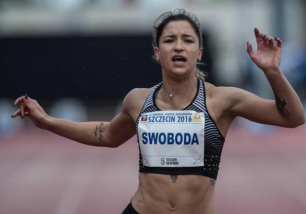 Ewa Swoboda wygrała w szczecińskim Memoriale Kusocińskiego bieg na 100 m