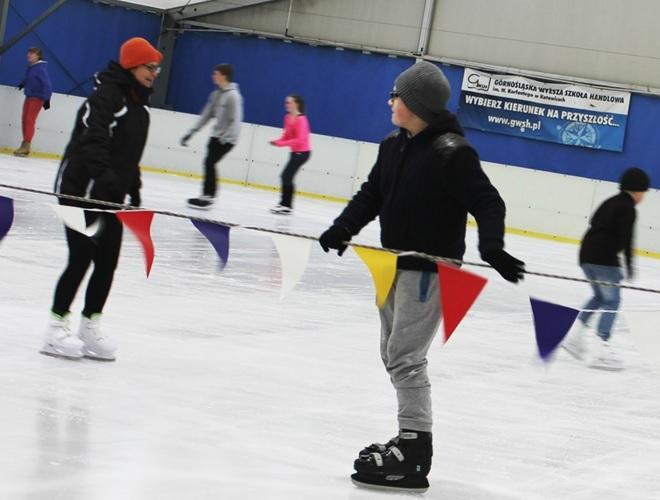 Od 2 lutego ruszy szkółka łyżwiarska dla dorosłych, zorganizowana przez żorski MOSiR