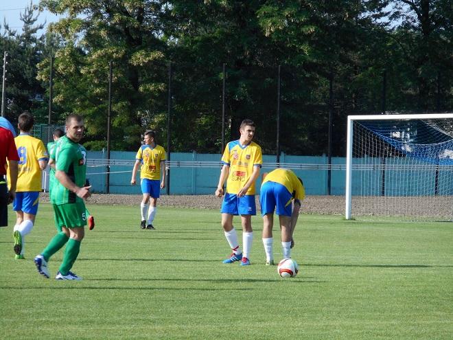 MKS Żory w ostatnim meczu sezonu zwyciężył 5:1 z Polonią Niewiadom