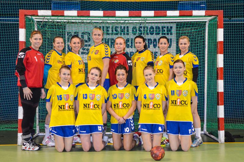 Skład zwycięskiej drużyny