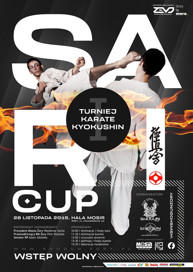 I edycja turnieju Sari Cup już 28 listopada w żorskiej hali