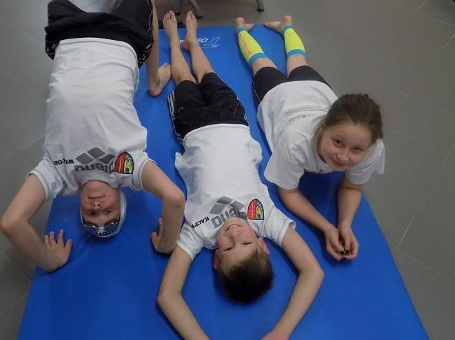 Troje zawodników UKS-u Salmo Żory wzięło udział w międzynarodowych zawodach w Kędzierzynie-Koźlu