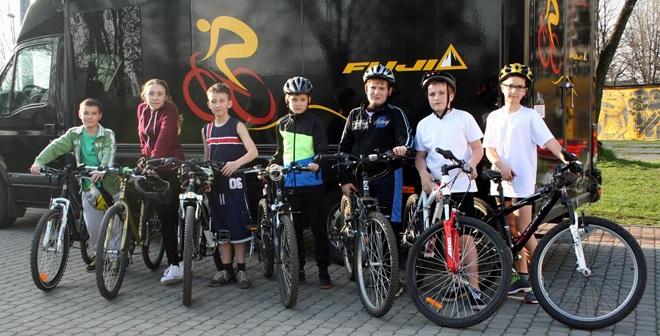 Harmonogram treningów szkółki kolarskiej, MOSiR Żory