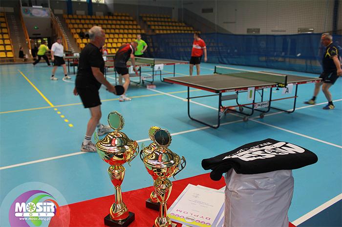 29 grudnia w żorskiej hali można będzie bezpłatnie zagrać w tenisa stołowego