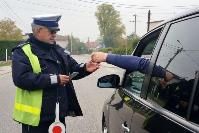 Taki jubileusz 40-lecia służby w policji zdarza się coraz rzadziej