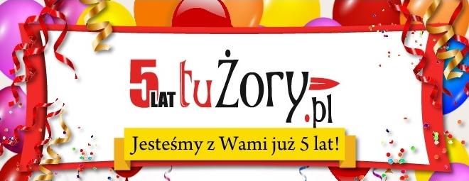 TuŻory.pl – jesteśmy z Wami już 5 lat!,