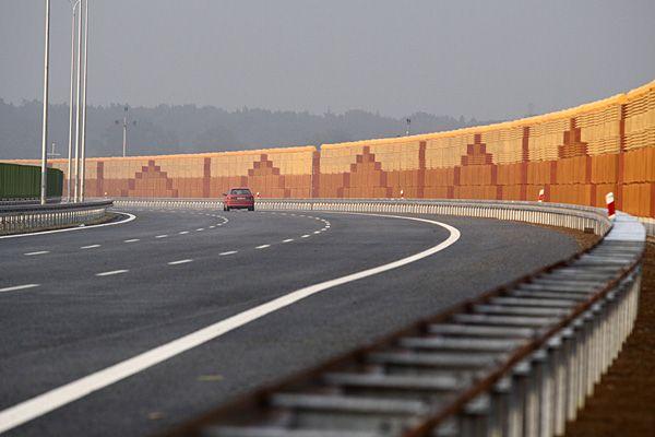 Koniec utrudnień na A1. Drogowcy wyremontowali niebezpieczny odcinek autostrady, Archiwum