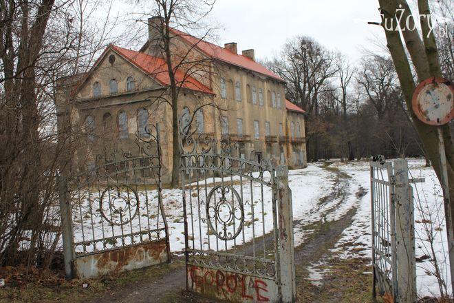 Pałac w Baranowicach mógłby stanowić atrakcję miasta nie mniejszą niż zamek w Pszczynie.