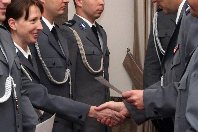 W żorskiej komendzie pracuje 119 policjantów, a tylko 8 policjantek