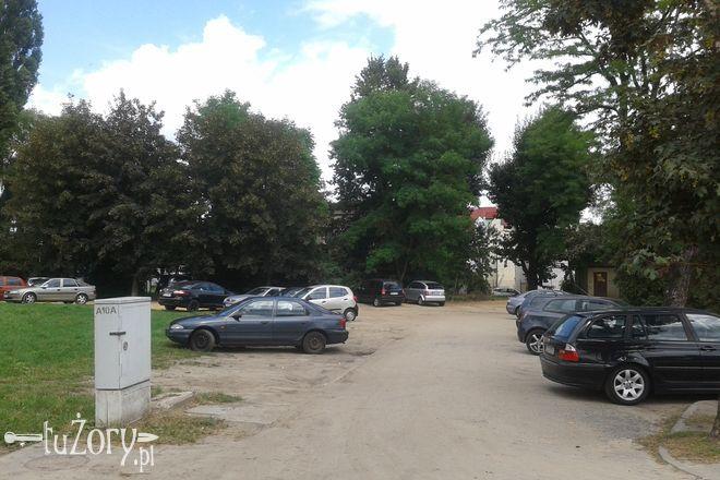 Być może tak proste rozwiązanie, jak utworzenie dużego miejskiego parkingu, byłoby lepsze?