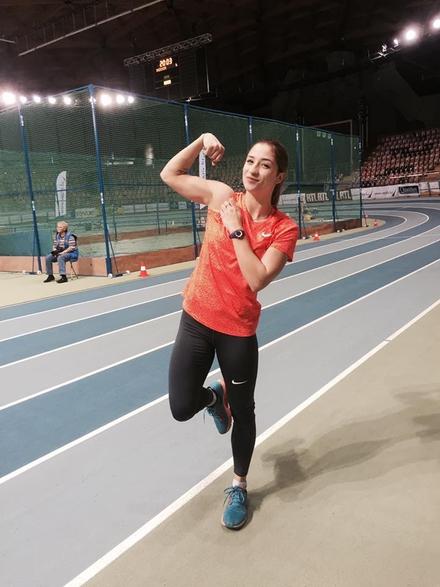 Rekordowy bieg Ewy Swobody w Luksemburgu! Co za forma!, Ewa Swoboda /Facebook